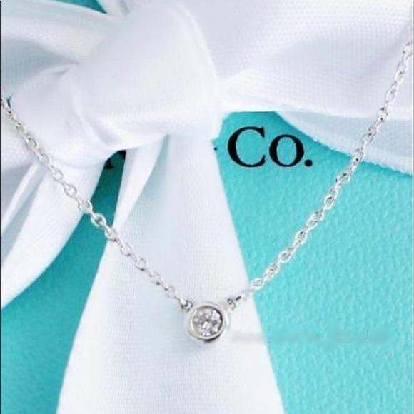 d89a3ae0b Tiffany & CO Peretti Diamonds By The Yard Pendant.  M_5a78e7c8331627a353ee49f8